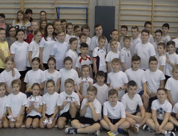 Kolejna akcja promocyjna UKS Taekwondo Jarocin