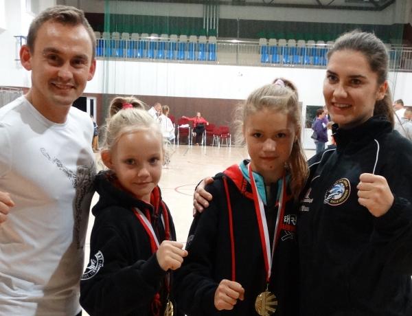 Weronika Smołaga i Iga Bachorska Mistrzyniami Makroregionu