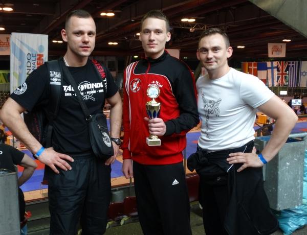 Sebastian Brugger III m-ce w Berlin Open