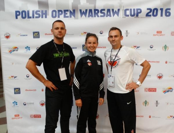 Matylda Marcinkowska o włos od medalu w Pucharze Świata
