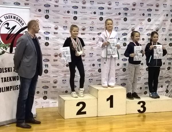 Antonina Dajczak ze złotym medalem w Pucharze Polski