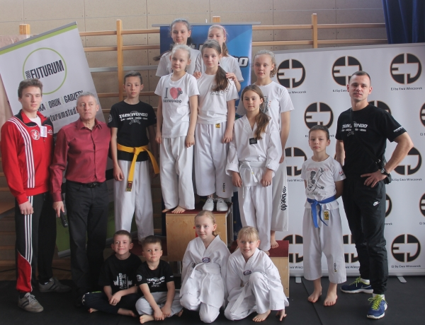 I odsłona Ligi Taekwondo w Kórniku