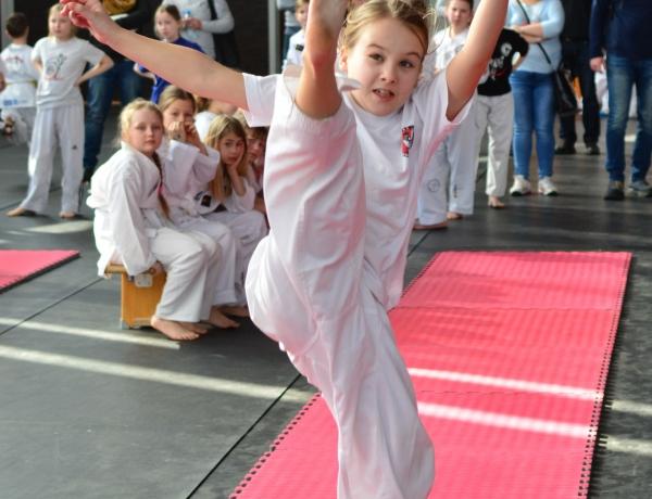 Ruszyła XVIII Liga Taekwondo Wesołek