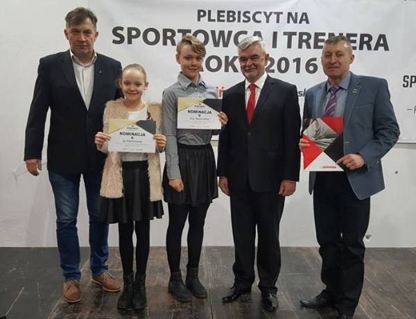 Gala sportowca 2016 roku