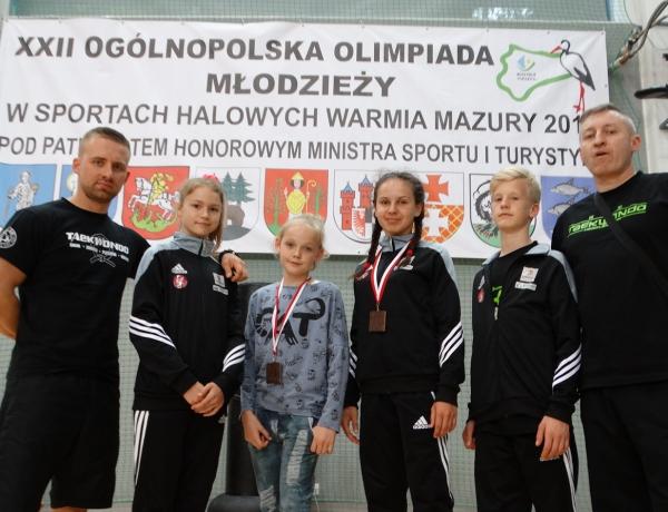 Matylda Marcinkowska i Iga Bachorska V-ce Mistrzami Polski