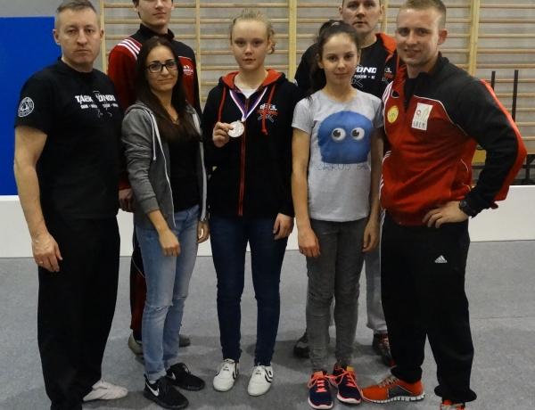Dwa brązowe medale Taekwondo Jarocin w Pucharze Polski