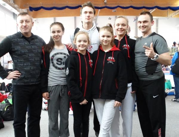 Dwa medale w Pucharze Polski