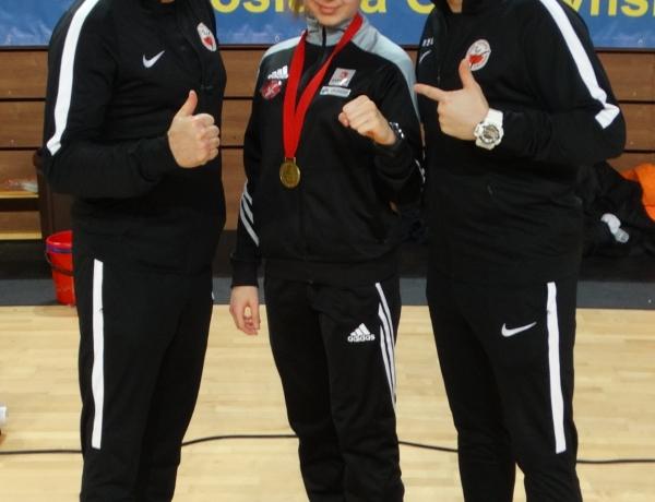 Złoto Matyldy Marcinkowskiej w Pucharze Polski