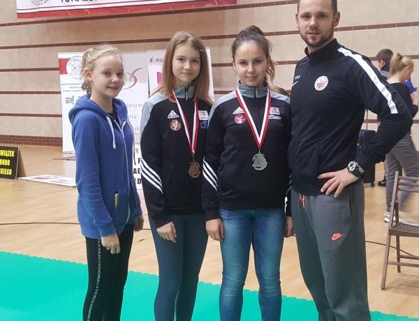Srebro i brąz z Pucharze Polski w Nowym Sączu