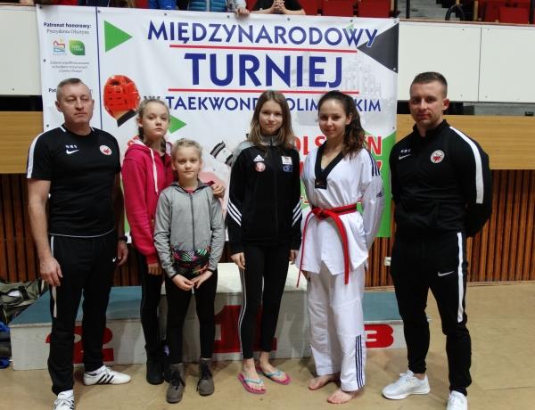 Trzy medale w Pucharze Polski w Olsztynie