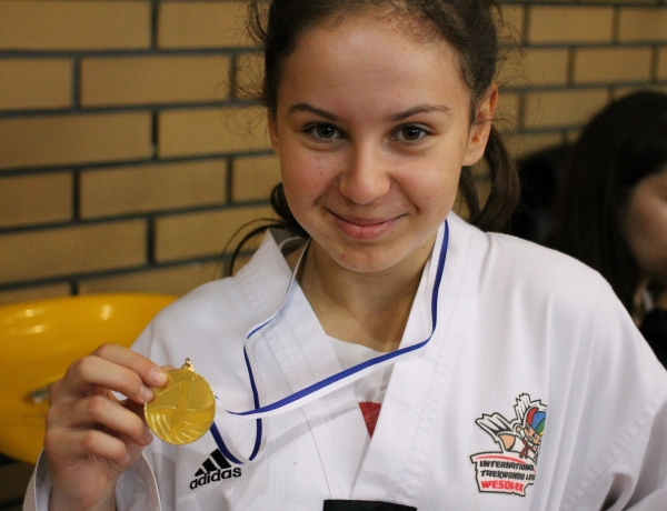 XV Liga Taekwondo Wesołek w Śremie