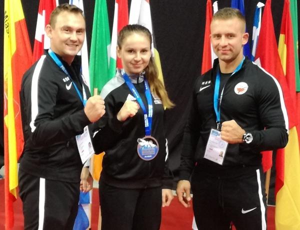 Matylda Marcinkowska z brązem w Pucharze Świata