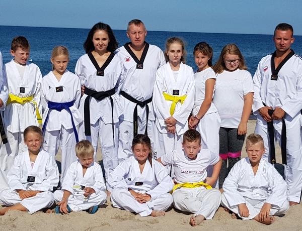 Obóz szkoleniowy Taekwondo Jarocin
