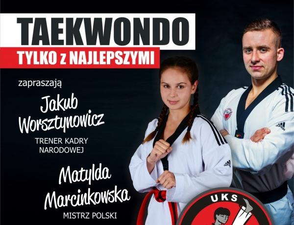Taekwondo tylko z Najlepszymi!