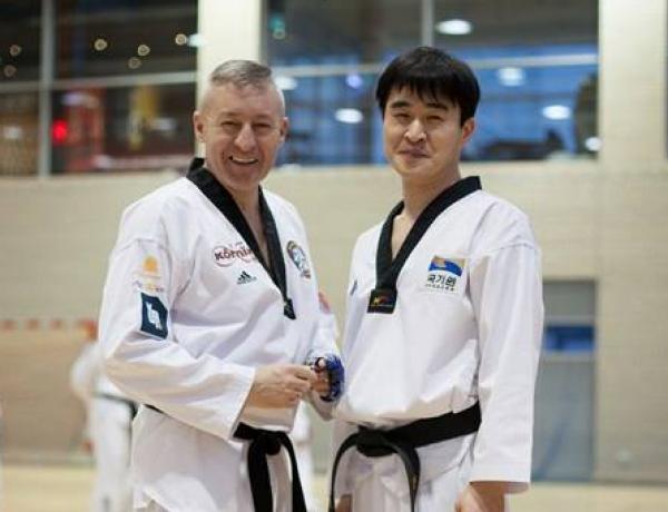 Film z Seminarium taekwondo z Mistrzem Cheolin Kan